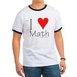 I Love Math! Ringer T
