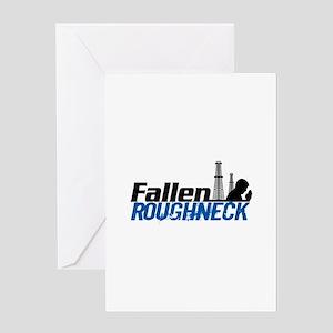 FallenRoughneck.com Greeting Card