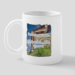 TFL Not for breakfast anymore Mug
