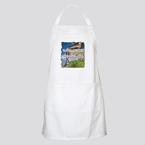 TFL Not for breakfast anymore BBQ Apron
