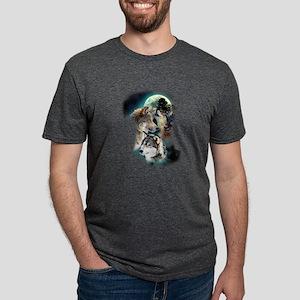 Wolf Wolves Moon T-Shirt