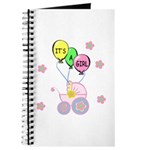 Its A Baby Girl Journal