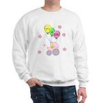 Its A Baby Girl Sweatshirt