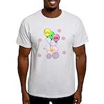 Its A Baby Girl Light T-Shirt