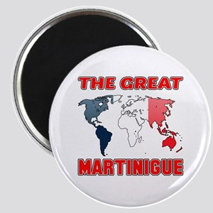 The Great Martinigue Designs Magnet