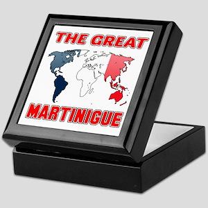 The Great Martinigue Designs Keepsake Box