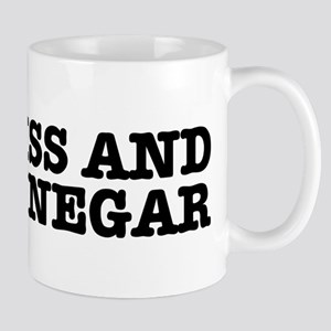ALL PISS AND VINEGAR! Mugs