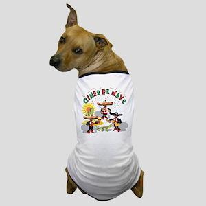 Cinco de Mayo Band Dog T-Shirt