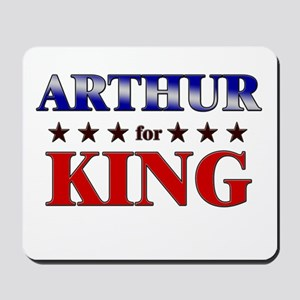 ARTHUR for king Mousepad
