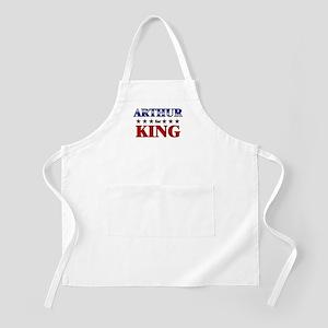 ARTHUR for king BBQ Apron