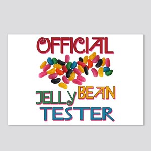 Jelly Bean Tester Postcards (Package of 8)