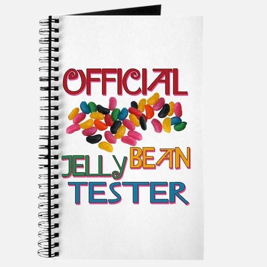 Jelly Bean Tester Journal