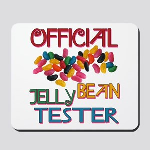 Jelly Bean Tester Mousepad