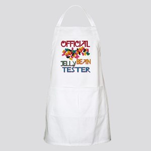 Jelly Bean Tester BBQ Apron