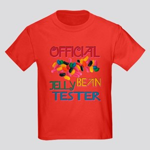 Jelly Bean Tester Kids Dark T-Shirt