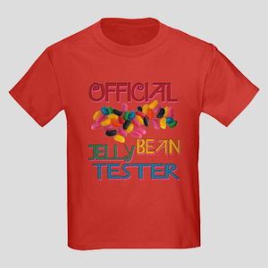 4c0be6b3a45f Jelly Bean Tester Kids Dark T-Shirt