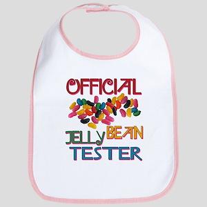 Jelly Bean Tester Bib