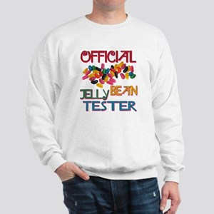 Jelly Bean Tester Sweatshirt