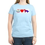 English shepherd Women's Light T-Shirt