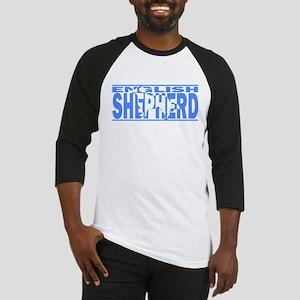 Hidden English Shepherd Baseball Jersey