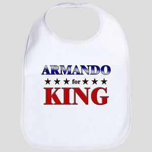 ARMANDO for king Bib