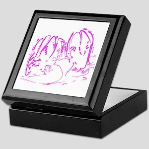 In Love Keepsake Box