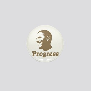 Obama for Progress Mini Button