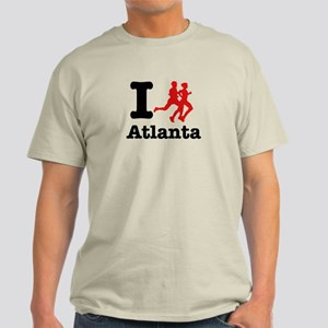 I run Atlanta Light T-Shirt