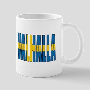 Valhalla Sweden Mugs