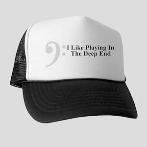 The Deep End Trucker Hat