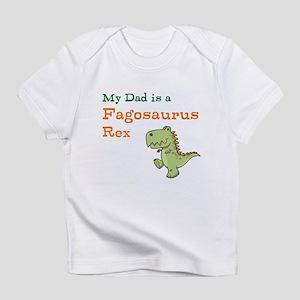 Gay Dinosaur Dad T-Shirt