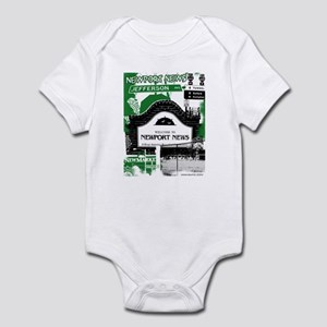 Newport News 3 Infant Bodysuit