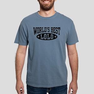 World's Best Lolo T-Shirt