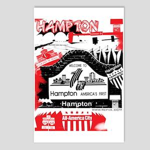 Hampton 2 Postcards (Package of 8)