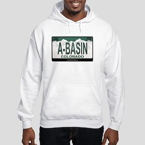 A-Basin Plate Hooded Sweatshirt