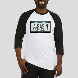 A-Basin Plate Baseball Jersey
