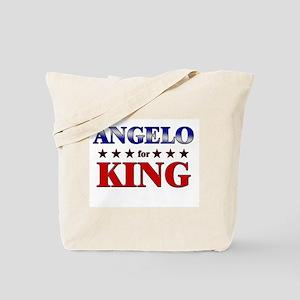 ANGELO for king Tote Bag
