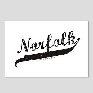 Norfolk Postcards (Package of 8)