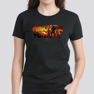Black Panther Wakanda Fore Women's Classic T-Shirt