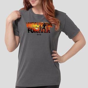 Black Panther Wakanda Womens Comfort Colors Shirt