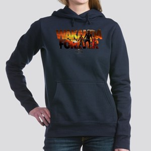 Black Panther Wakanda Fo Women's Hooded Sweatshirt