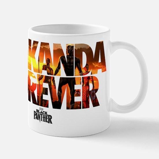 Black Panther Wakanda Forever Mug