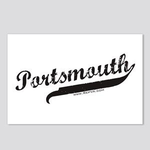 Portsmouth Postcards (Package of 8)