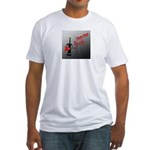 Oboe Rocks Fitted T-Shirt