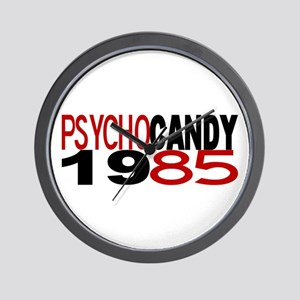 PSYCHO CANDY 1985 Wall Clock