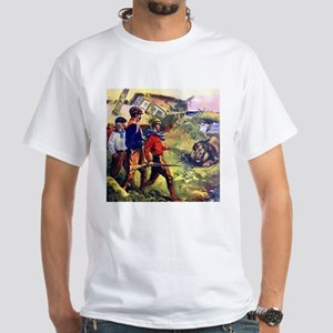 Lost Ships White T-Shirt