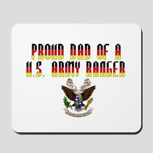 Proud Ranger dad... Mousepad