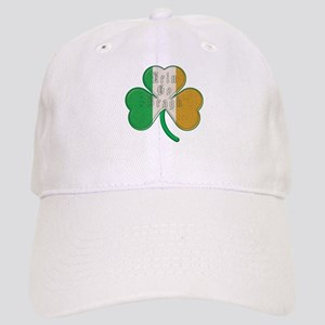 The Erin Go Braugh Irish Shamrock Cap