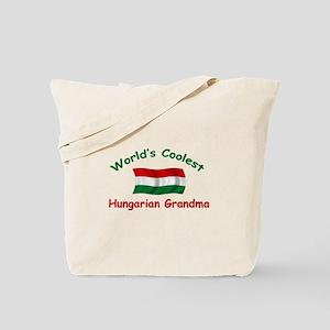 Coolest Hungarian Grandma Tote Bag