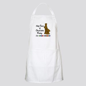 Save A Bunny BBQ Apron